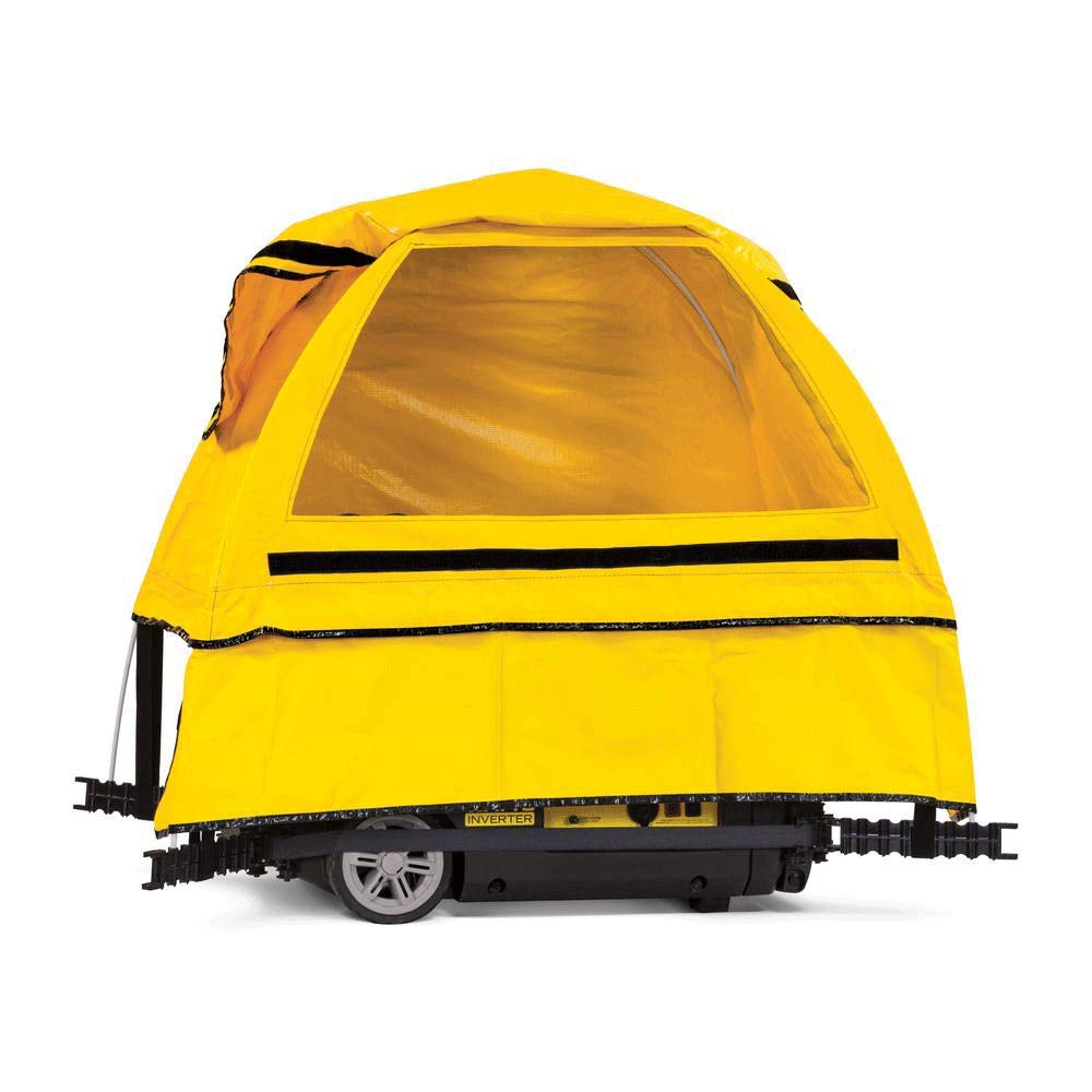 Champion 100603 Portable Generator Cover, Yellow by Champion (Image #1)