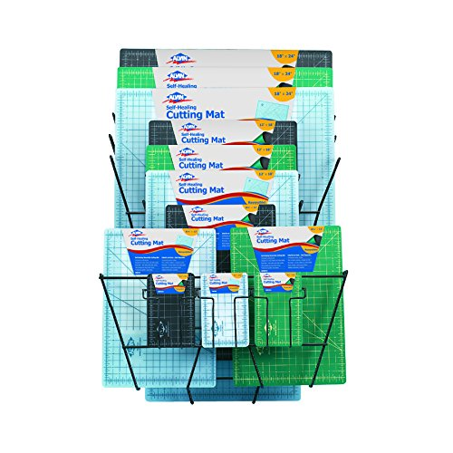 Alvin CM050D Professional Cutting Mat Display by Alvin