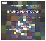 Mantovani: Huit moments musicaux, Cing pieces pour Paul Klee, Suonare