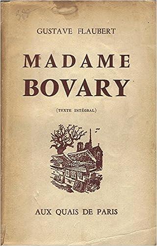 Amazon.com: Madame Bovary: Gustave Faubert: Books