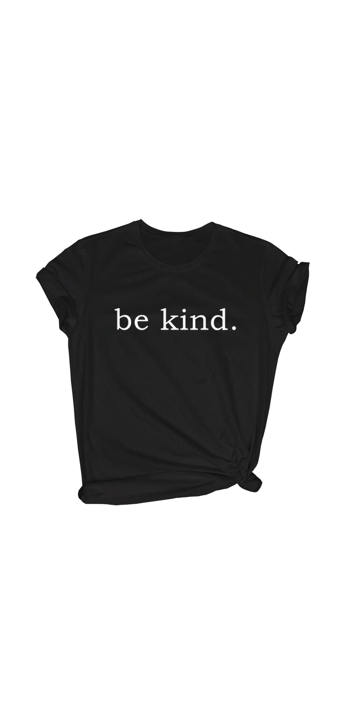Women Be Kind Cute Graphic T-shirt Funny Tops