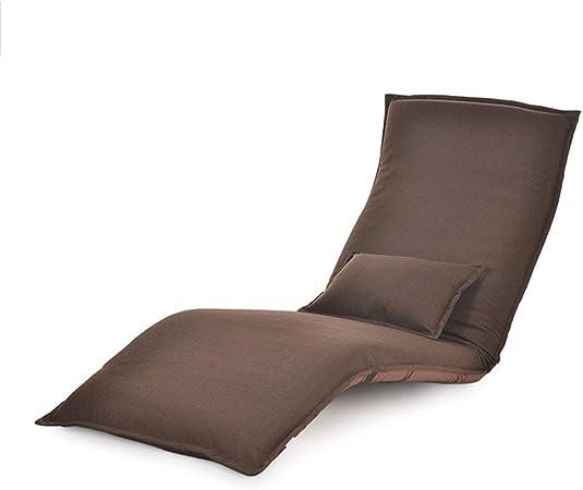 QWhing, Cuscino per Sedia a Sdraio in Tinta Unita, Tre sedie