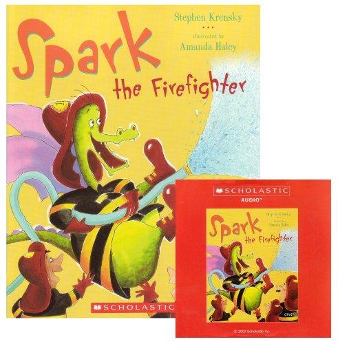 Spark the Firefighter (CD & Paperback) ebook