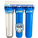 Pelican 3-Stage Water Filtration & Softener Combo EZ-Connect 20'