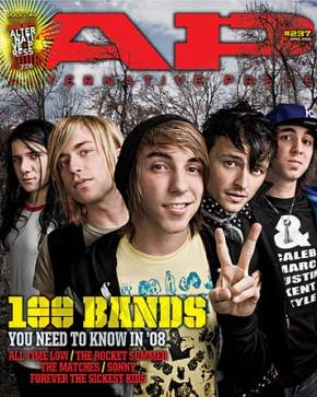 all time low alternative press - 5