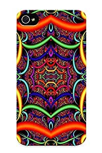 meilinF000Defender Case With Nice Appearance (psychedelic) For Iphone 5c / Gift For New Year's DaymeilinF000
