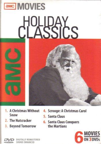 AMC Holiday Classics 6 Movie Set