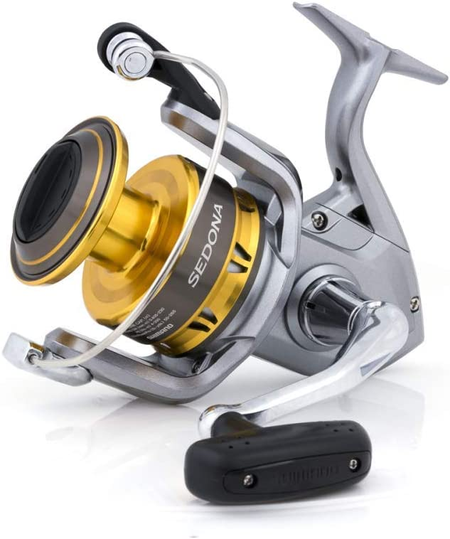 Shimano Sedona FI, Carrete para pesca