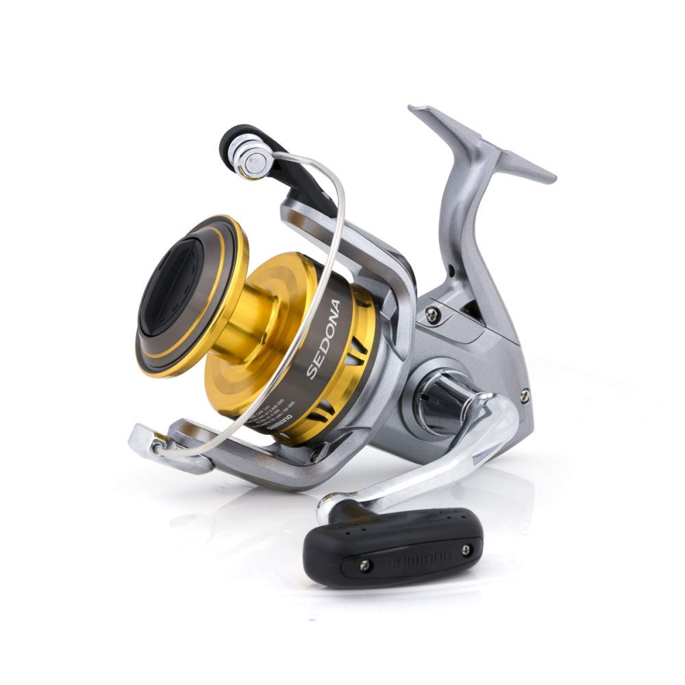Shimano Sedona FI, Carrete para pesca, velocidades Hagane
