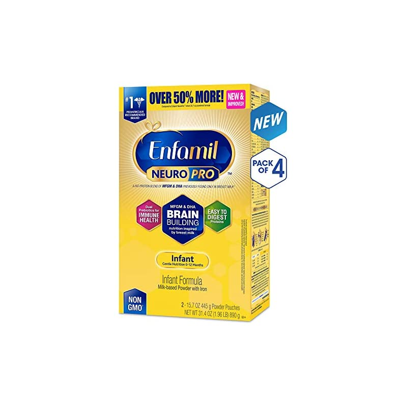 Enfamil NeuroPro Infant Formula - Brain
