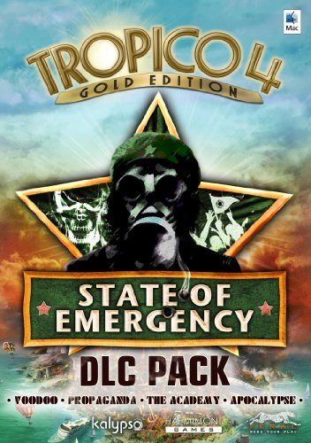 Tropico 4: State of Emergency DLC Pack [Online Game Code]