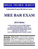 Rigos Primer Series Uniform Bar Exam (UBE) Review Series Multistate Essay Exam MEE Bar Exam, James Rigos, 1481066218