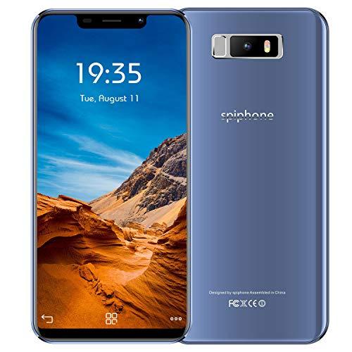 spiphone Note 9 Unlocked Cell Phone, 32GB ROM+3GB RAM, 5.85