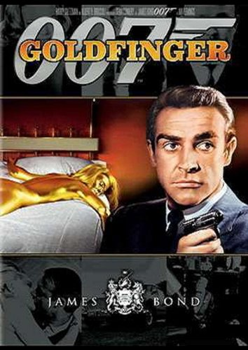 James Bond 007 - Goldfinger Film