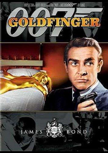 James Bond 007 - Goldfinger Film