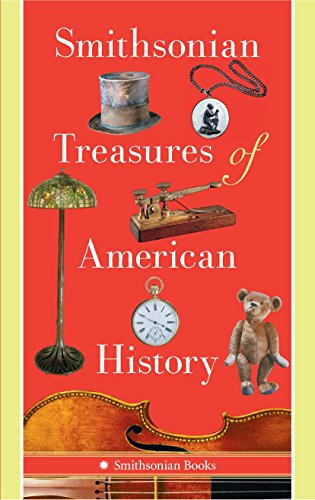 Books : Smithsonian Treasures of American History