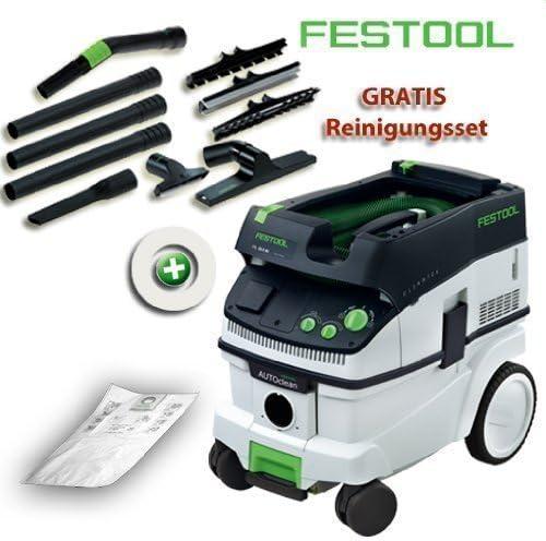 Festool 584017 - Aspiradora profesional con set de limpieza y ...