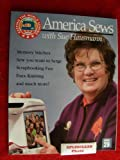 img - for America Sews with Sue Hausmann Book 29 book / textbook / text book