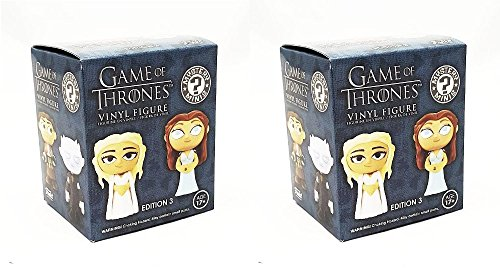 Funko Game of Thrones Mystery Minis Set Exclusive Blind Box Vinyl Figures 2-Pack Edition 3