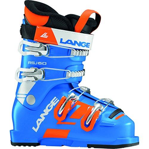 Lange RSJ 60 Junior Race Ski Boots 2019-19.5/Power Blue