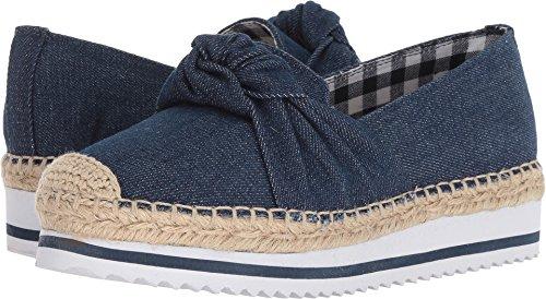 Dark Denim Footwear (Esprit Women's Hollis Dark Navy 7 M US)