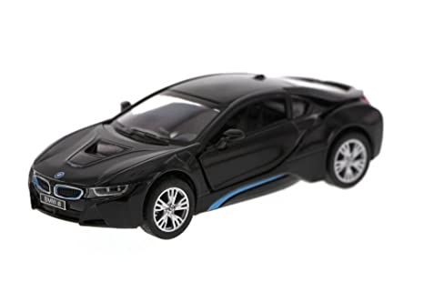 Buy Kinsmart Display Black Color Bmw I8 Diecast Model Toy Car Online