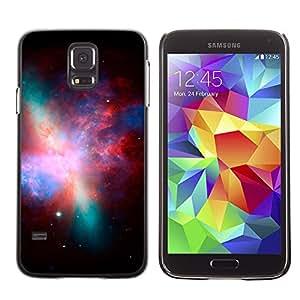 Stuss Case / Funda Carcasa protectora - Mixture Of Different Sun Rays - Samsung Galaxy S5