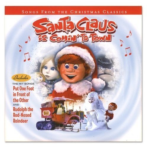 Songs from The Christmas Classics: Santa Claus is Comin' To Town and Rudolph the Red Nosed Reindeer