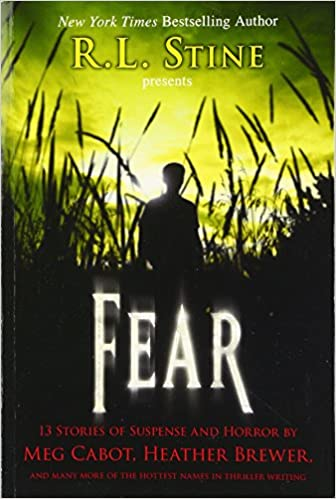 R.L. Stine - Fear Audiobook