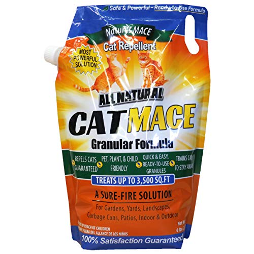Nature's Mace Cat MACE 6lb, Treats 3,500 sq.ft.
