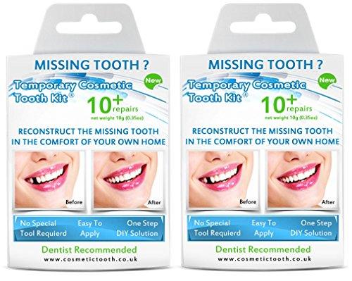 kit de dents cosmétique