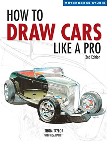 How to draw cars like a pro 2nd edition motorbooks studio how to draw cars like a pro 2nd edition motorbooks studio 2nd edition kindle edition fandeluxe Images