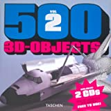 500 3d Objects: Special Vol II
