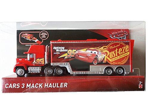 Disney Pixar Cars 3 Mack - Transporter Truck Mack