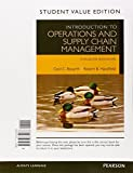 img - for Introduction to Operations and Supply Chain Management, Student Value Edition (4th Edition) by Cecil B. Bozarth (2015-01-06) book / textbook / text book