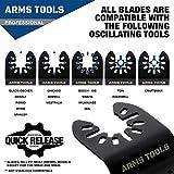 27 Piece Oscillating Multi-Tool Accessory Kit