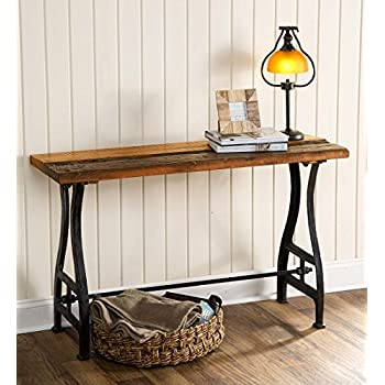 reclaimed wood console table plans uk tables for sale this item metal