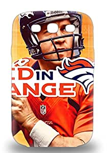 NFL Denver Broncos Peyton Manning #18 Feeling Galaxy S3 On Your Style Birthday Gift Cover 3D PC Case ( Custom Picture iPhone 6, iPhone 6 PLUS, iPhone 5, iPhone 5S, iPhone 5C, iPhone 4, iPhone 4S,Galaxy S6,Galaxy S5,Galaxy S4,Galaxy S3,Note 3,iPad Mini-Mini 2,iPad Air )