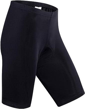 Men Women Padded Shorts Cycling Bike Underwear Short Pants W//Sponge Gel Padded