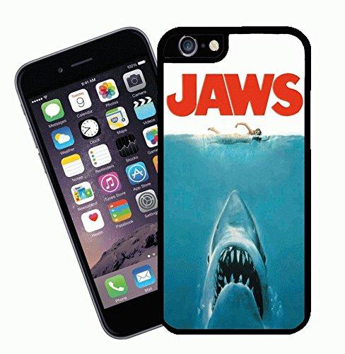 Jaws iPhone Case–cette couverture s'adapte Apple Modèle iPhone 6–By Eclipse idées cadeau