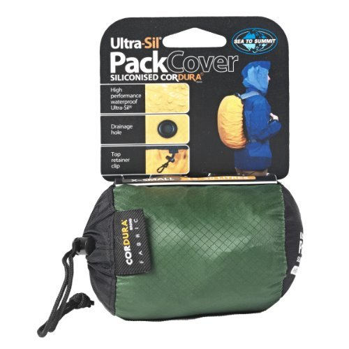 Sea To Summit Ultra-light Siliconized Pack Cover Green, L 70-95L ()