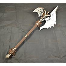 S1704 GAME WOW FROSTMOURNE'S SISTER BLADE SHADOWMOURNE AXE AX SHADOW'S EDGE 43""