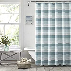 51Crp4QnbpL._SS300_ 200+ Beach Shower Curtains and Nautical Shower Curtains