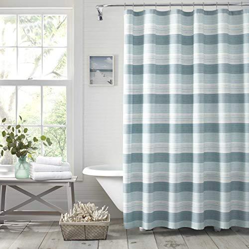 Tommy Bahama Hula Beach Shower Curtain, 72x72 Blue