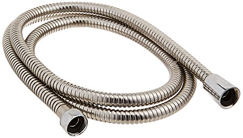 - Delta Faucet U495S-69-PK 69-Inch Stainless Steel Hose, Chrome