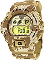 G-Shock Men's Camouflage GDX-6900 M-Spec Watch, Sand Multi, One Size