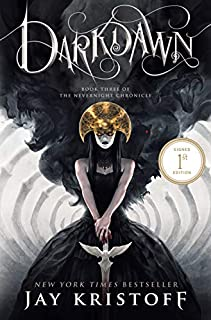 Book Cover: Darkdawn: Book Three of the Nevernight Chronicle