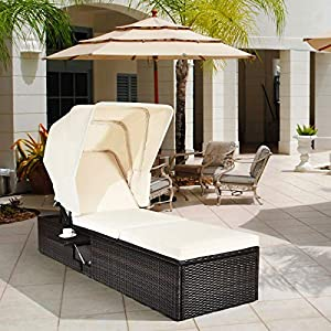 51Crr25Jy-L._SS300_ 75+ Outdoor Wicker Daybeds For Your Patio For 2020