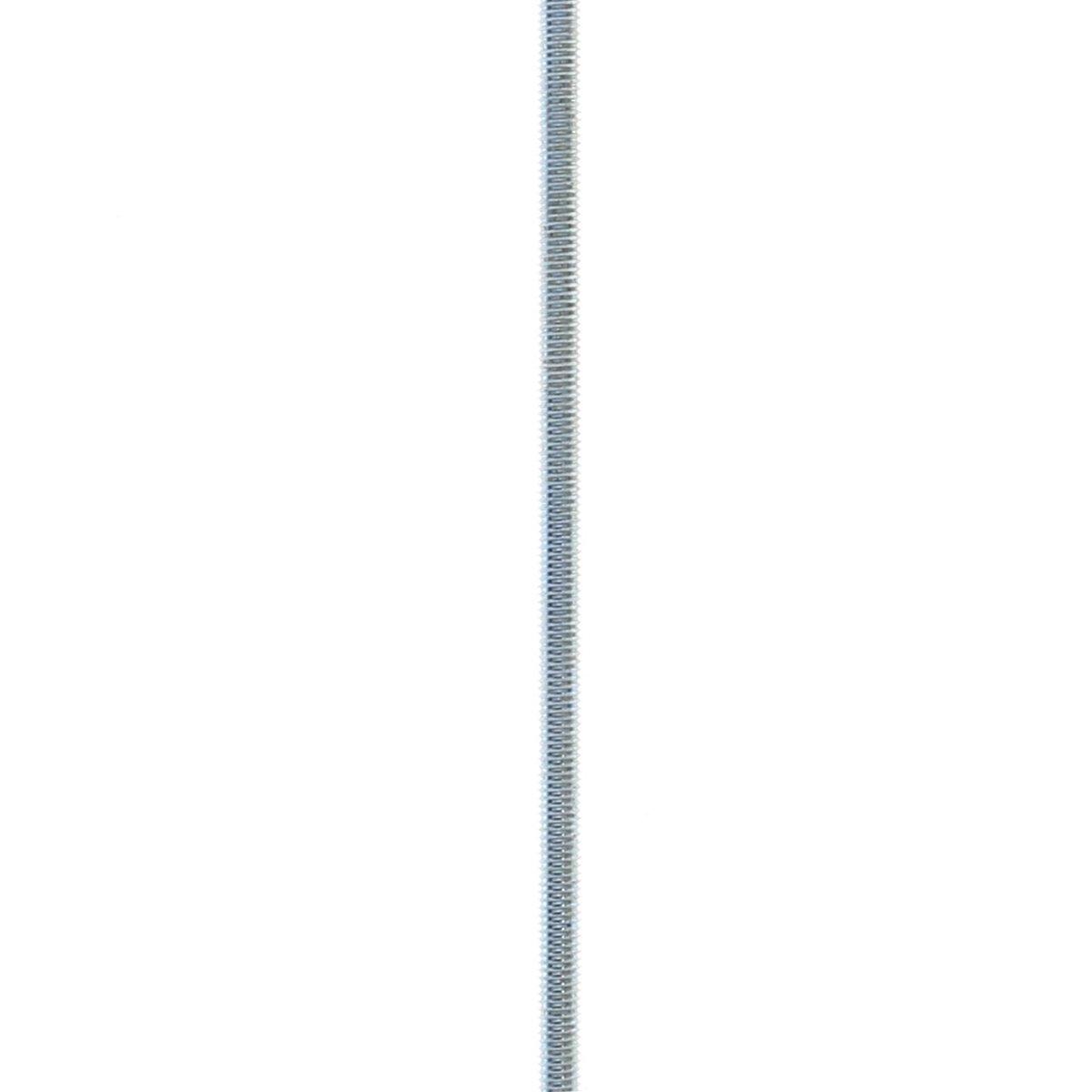tige filet/ée 6 mm x 1 m/ètre en acier zingu/é lot de 10