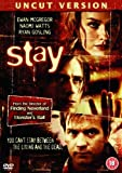 Stay: Uncut Version [DVD]